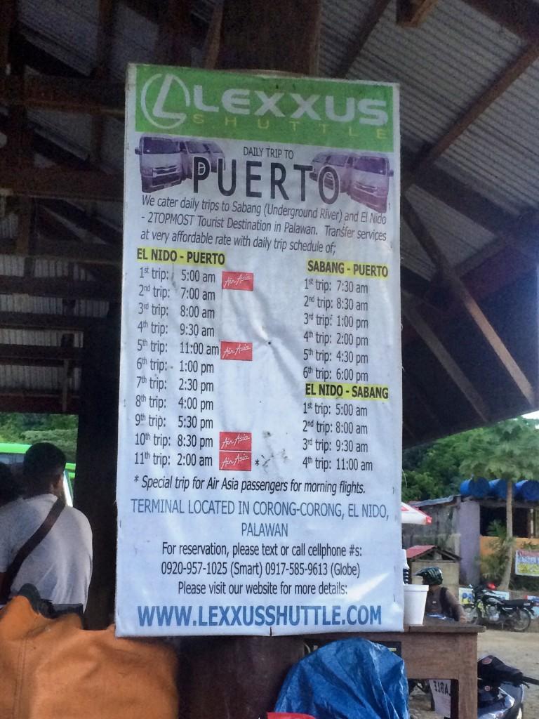 lexxus fare