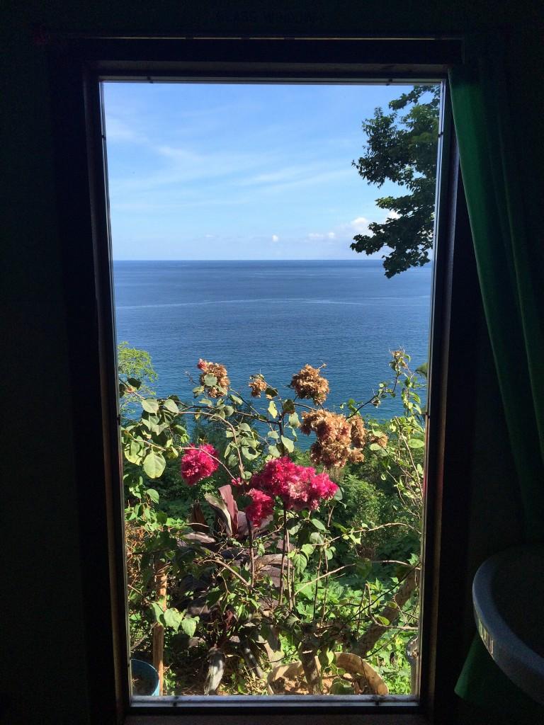 view deck roxas palawan