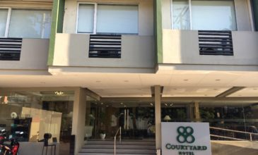 A Quick Escape at 88 Courtyard Hotel