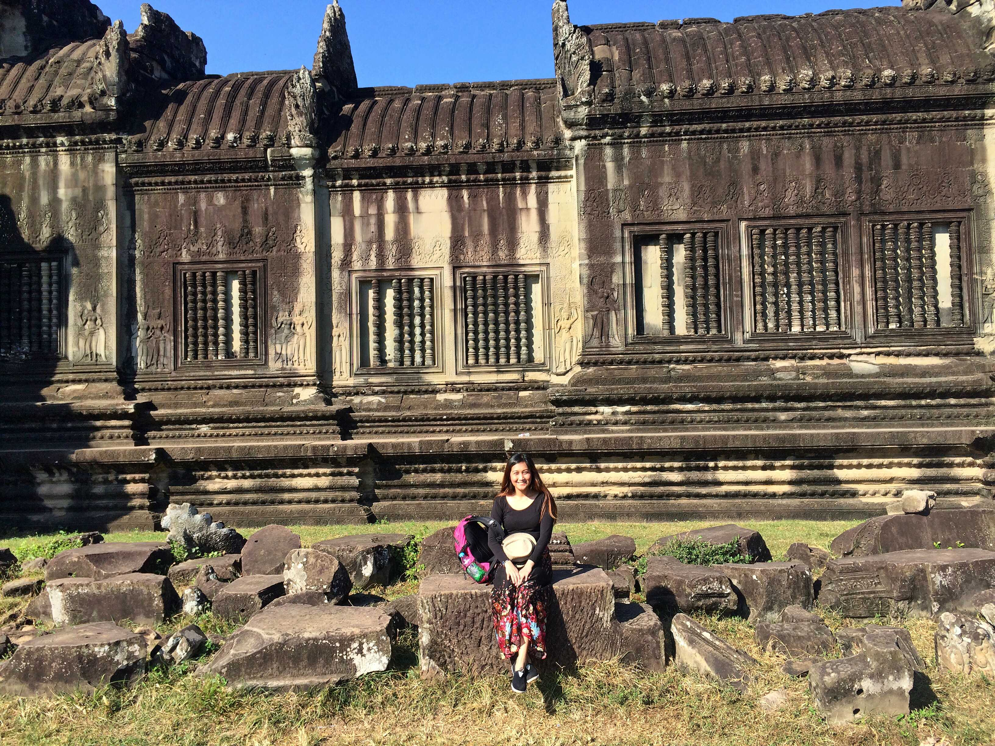 temple run in siem reap