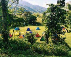 Banahaw Tugtugan at Bangkong Kahoy Valley