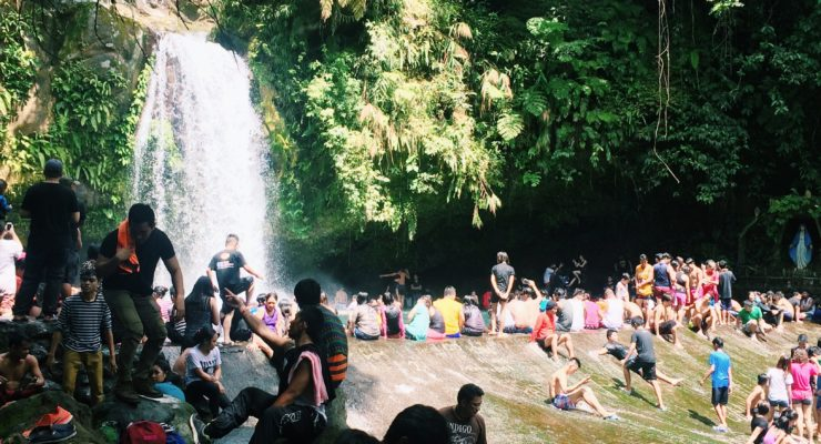 Why You Shouldn't Go to Taytay Falls on a Weekend
