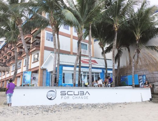 dive for a cause scuba for change