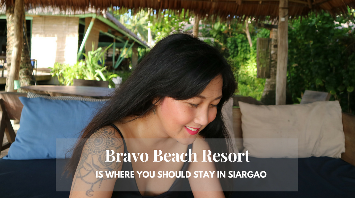 Bravo Beach Resort is where you should stay in Siargao