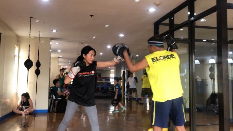 First Boxing Experience – Elorde Arnaiz