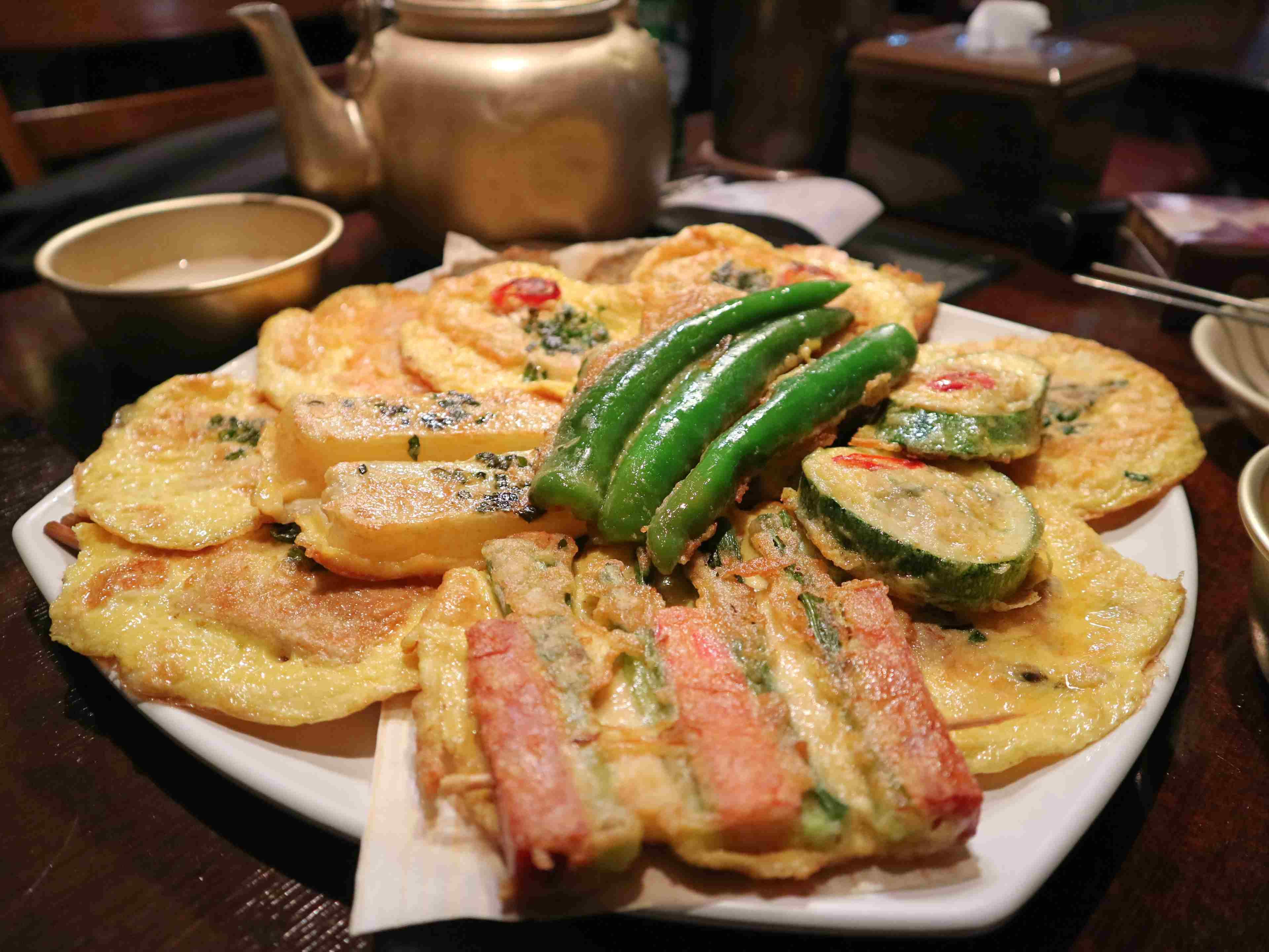 buchimgae korean pancake
