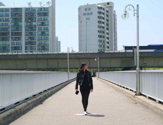 yeongdap pedestrian bridge
