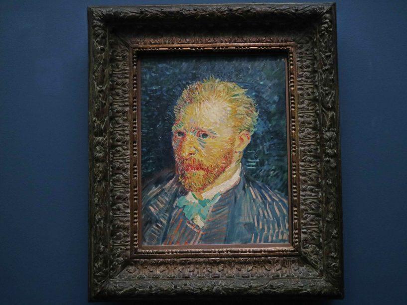 self-portrait-vincent-van-gogh
