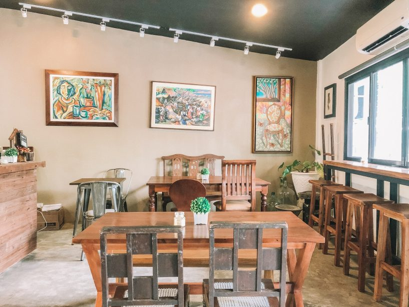 I Think I May Have Found The Best Cafe In Kapitolyo [Arts And Beans Review]