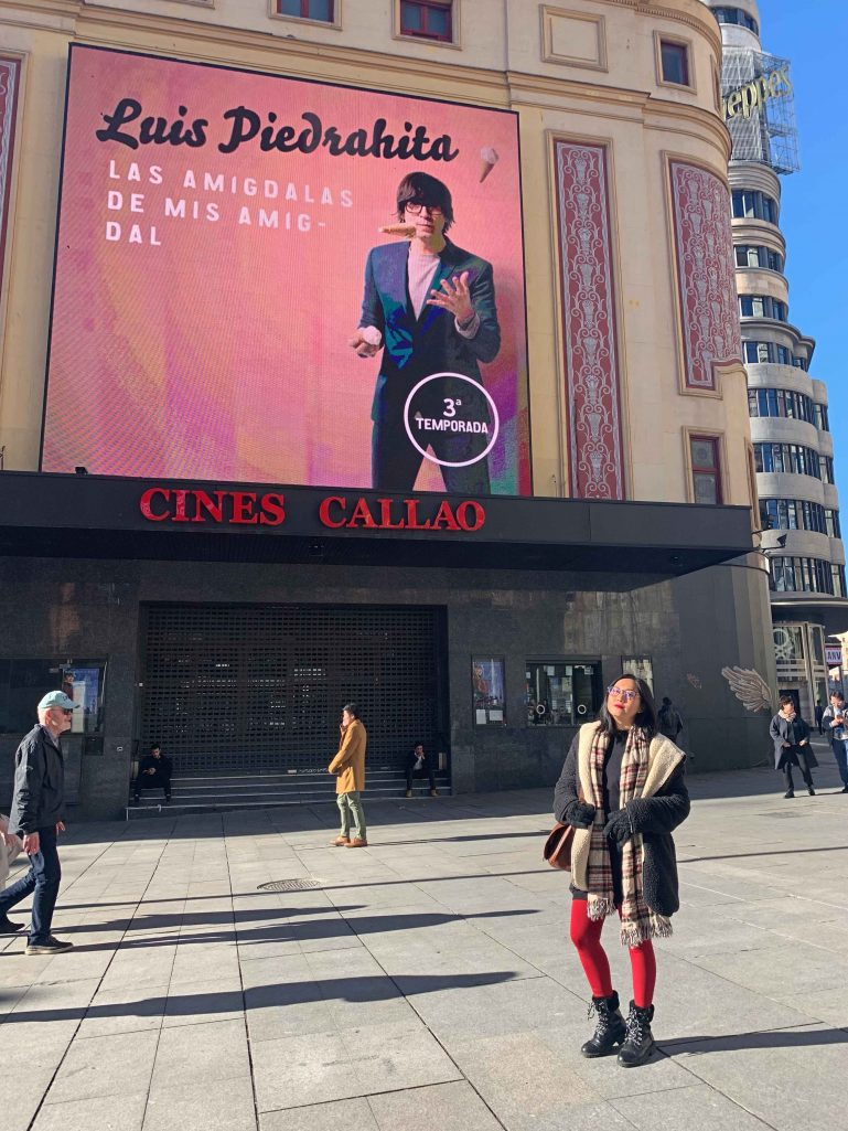 madrid-cines-callao-marjorie-gavan