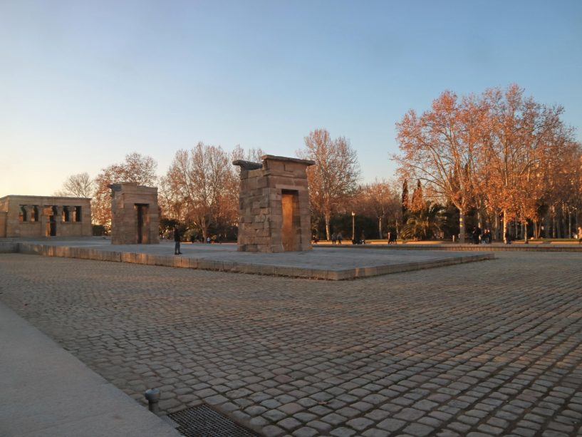madrid-temple of debod