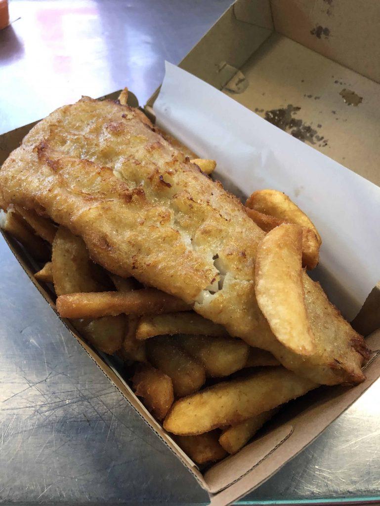 fish and chips australia