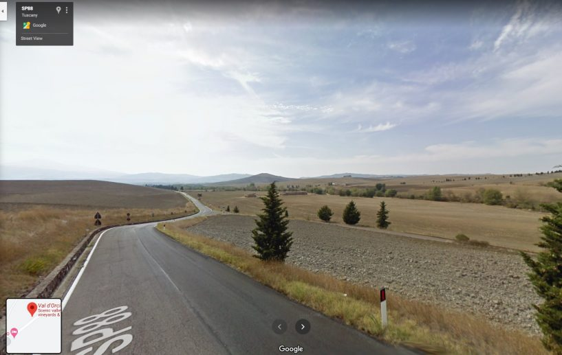 I Can't Travel Now So I Went on a Tuscany Google Virtual Tour