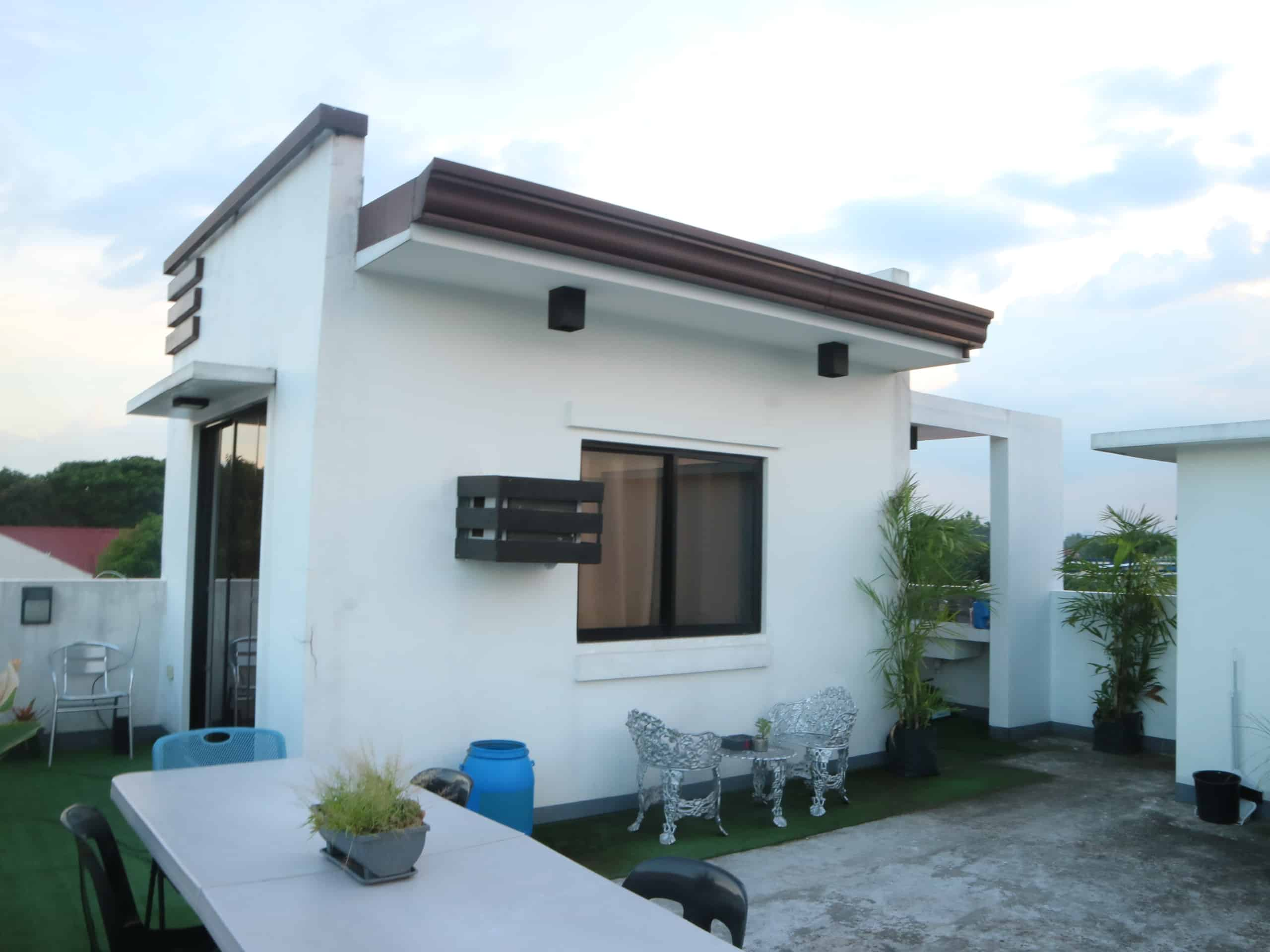 Spend a Quiet Weekend on this Rooftop Airbnb in Rizal